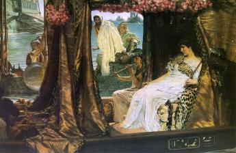 Alma Tadema - Anthony & Cleopatra