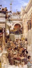 Alma Tadema - Spring