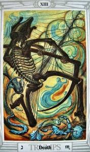 Arcano XIII: A Morte