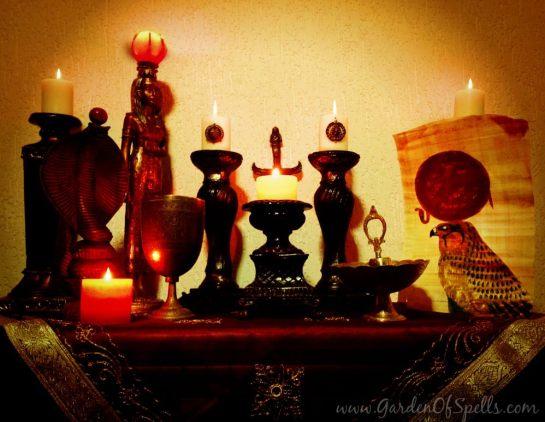 Altar de Imbolc