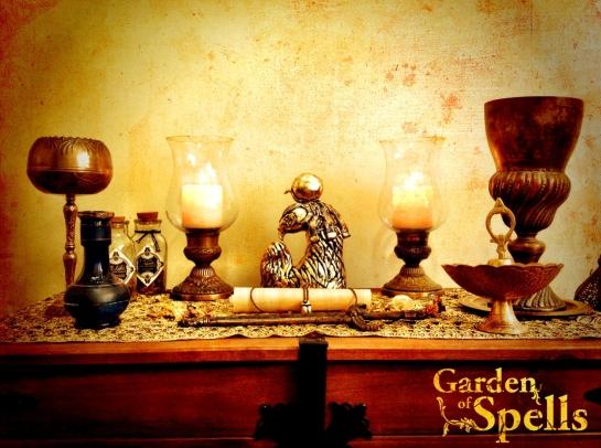 Altar de Litha :: Garden of Spells